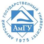 Amur State university Russia logo