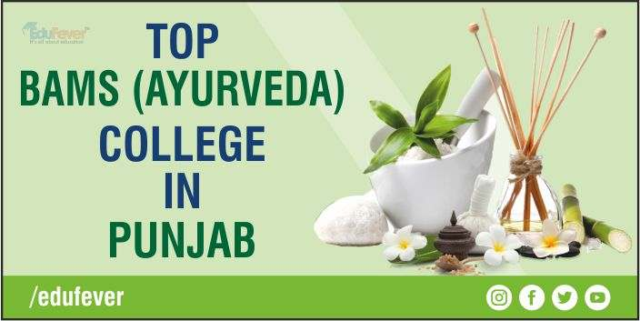Top BAMS Colleges in punjab