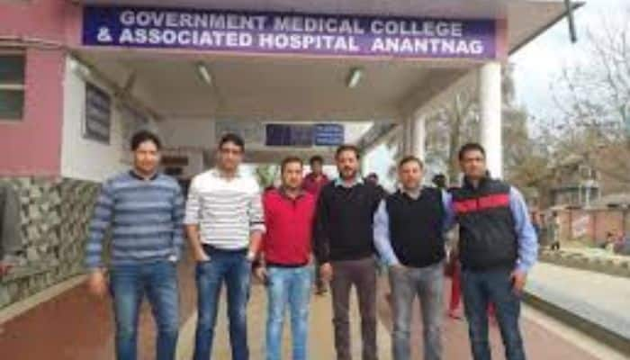 Gmc Anantnag 2020 21 Admission Fees Courses Cutoff Much More