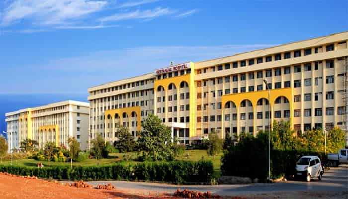 Geetanjali Dental Research Institute Udaipur