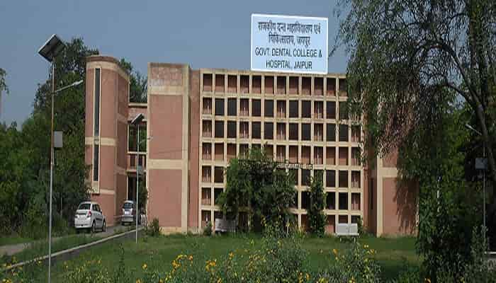 Govt. Dental College & Hospital Jaipur