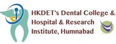 HKDET Dental College Humnabad