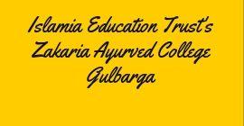 Zakaria Ayurved College Gulbarga