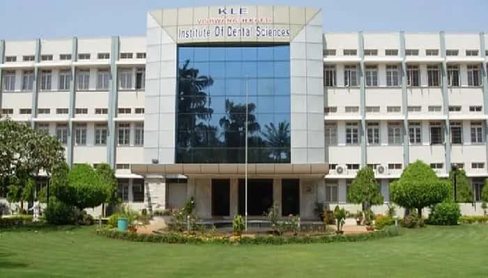 Kle Vk Dental College Belgaum 2020 21 Admission Fees Much More