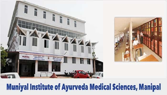 Muniyal Ayurvedic College Manipal