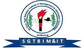 SGTBIM &IT Delhi