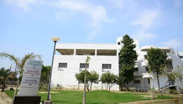 Santosh Dental College & Hospital Ghaziabad