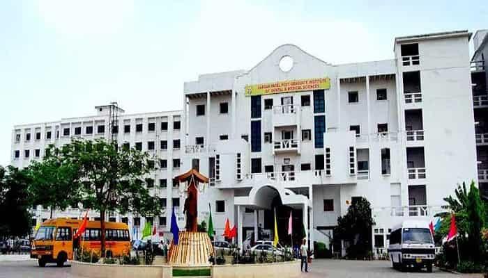 Sardar Patel Post Graduate Institute of Dental and Medical Sciences Lucknow