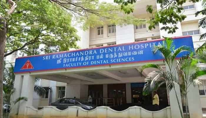 Sri Ramachandra Dental College & Hospital Porur