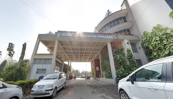 Subharti Dental College Meerut