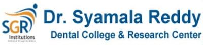 Syamala Reddy Dental College Bangalore
