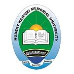 The Hubert Kairuki Memorial University, Dar es Salam Logo