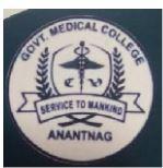 GMC Anantnag logo