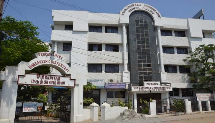 Venkateswara Homoeopathic Medical College & Hospital Chennai