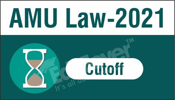 AMU LAW Cutoff