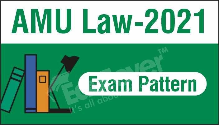 AMU LAW Exam Pattern