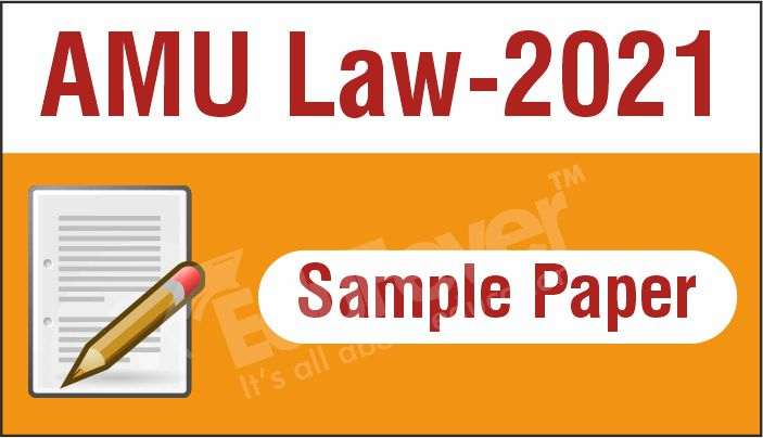AMU LAW Sample Papers