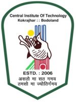 Central Institute of Technology, Kokrajhar logo