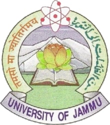University of Jammu logo