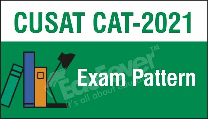 CUSAT CAT Exam Pattern