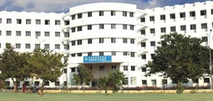 Saveetha Medical College Kanchipuram