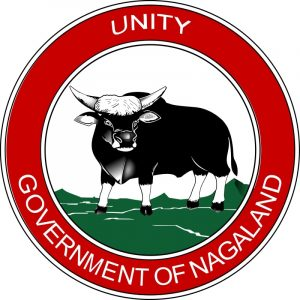 Seal of Nagaland Logo