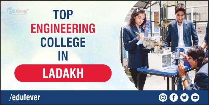 Top Engineering Colleges in Ladakh