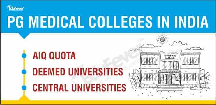 PG MEDICAL COLLEGES IN INDIA