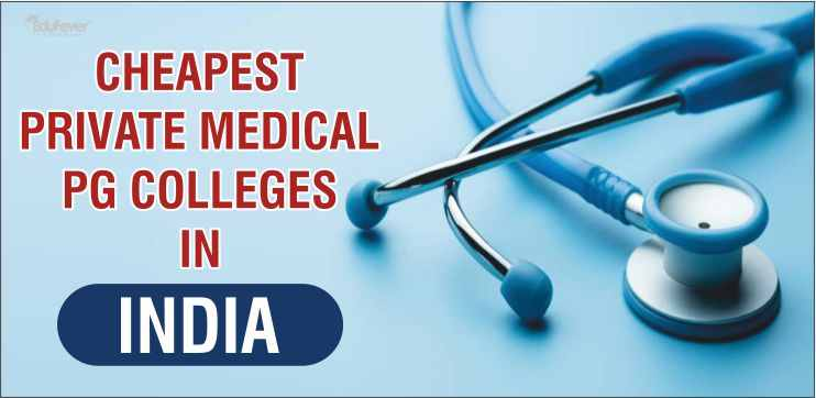 cheapest private medical college in India