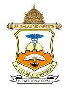 SSSCON, Sri Balaji Vidyapeeth