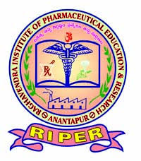 Raghavendra Institute of Pharmaceutical Education and Research (RIPER)