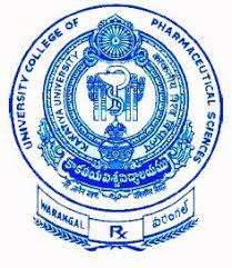 University College of Pharmaceutical Sciences, Kakatiya University