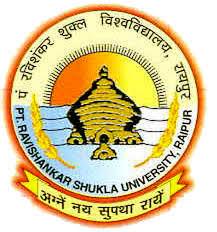 University Institute of Pharmacy, Pt. Ravishankar Shukla University
