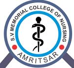 SV Memorial Nursing College Amritsar