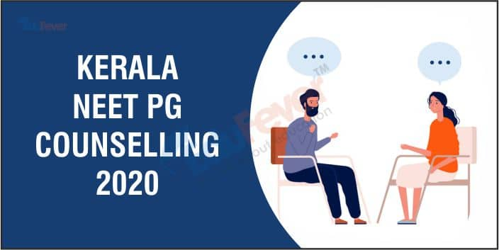 KERALA NEET PG Counselling 2020