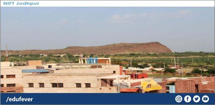Nift Jodhpur 2020 21 Admission Courses Fee Cutoff Much More