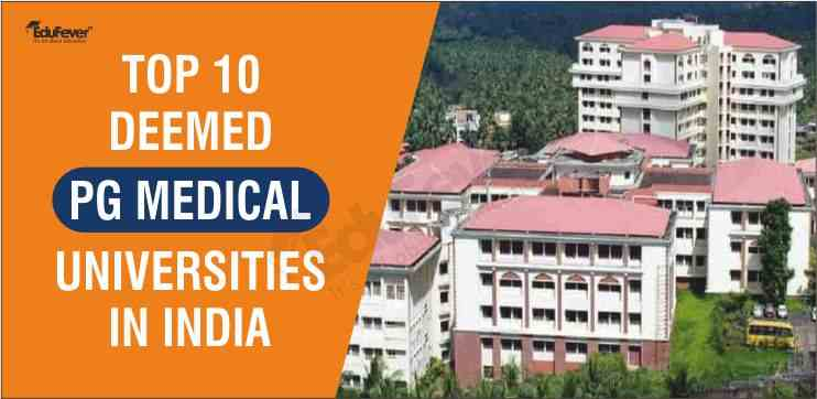 Top 10 MDS Deemed University in India