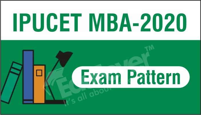 IPU CET MBA Exam Pattern 2020