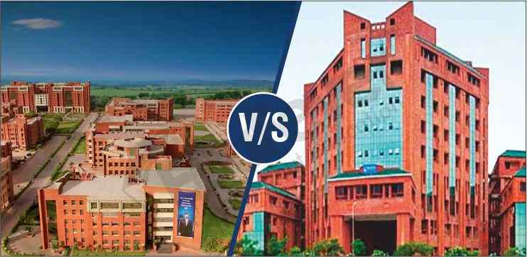 Which University is Best Amity or Sharda