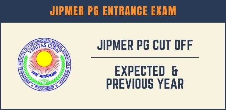 JIPMER PG Cut Off