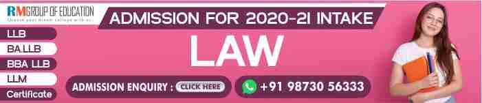 Law Banner