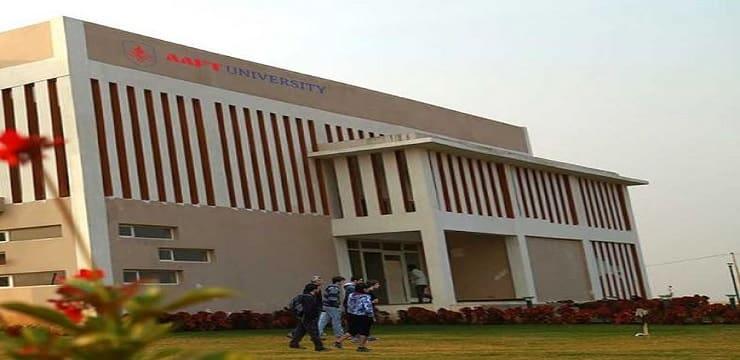AAFT University Chhattisgarh