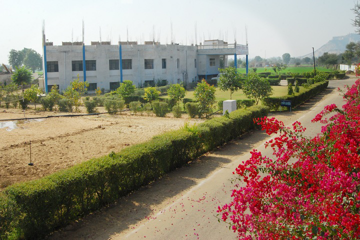 Kuchaman College of Pharmaceutical Science, Nagour (KCPS, Nagour)