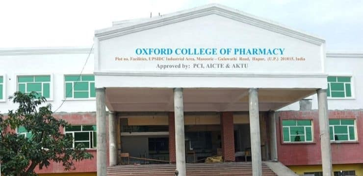 Oxford College of Pharmacy