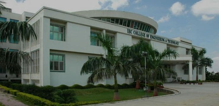 Department of Pharmacy, IEC Group of Institutions