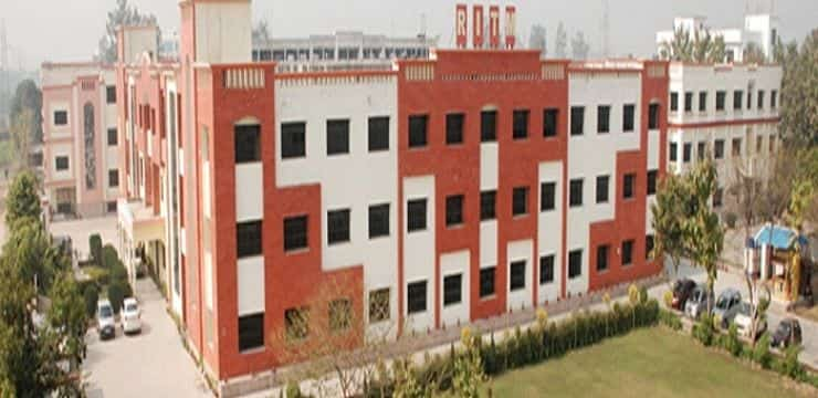 Rameshwaram Institute of Technology & Management(Pharmacy)