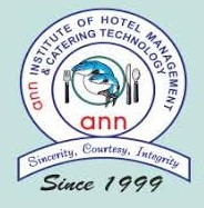 Ann Institute of Hotel Management and Catering Technology