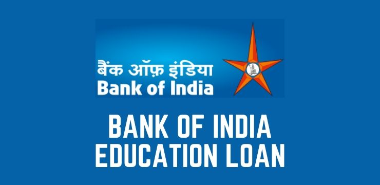Bank of India Education Loan