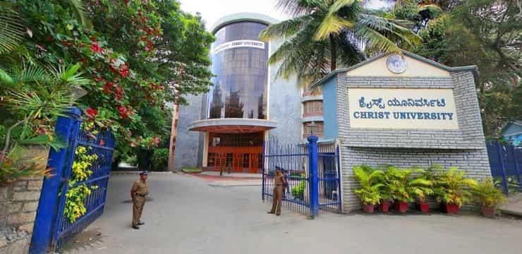 Christ University Bangalore(Hotel)