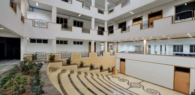 D.Y.Patil University's School of Hospitality and Tourism Studies